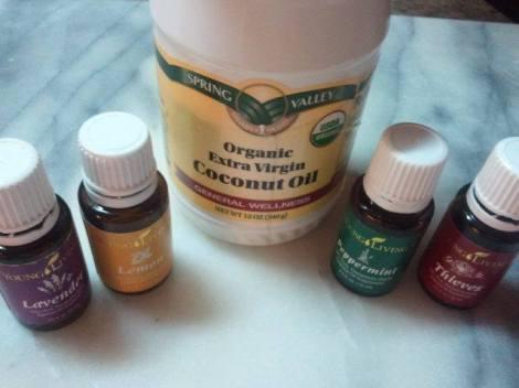 essential oils for eden's cough