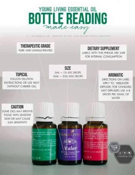 Bottle Reading